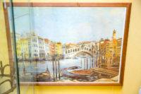Картина посвященная 500-летию спортивного плавания. Гранд Канал в Венеции. Автор Сегигголесс.