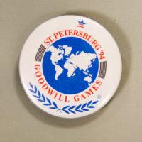 Значок Игр доброй воли. Санкт-Петербург 1994г.